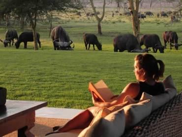 Rwanda private safari