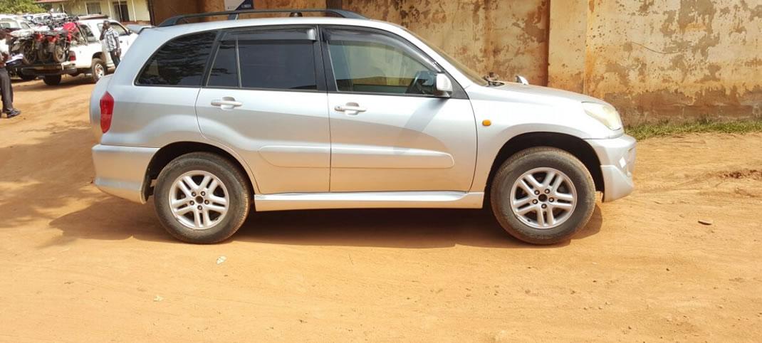 About 4x4 Car Rental Rwanda