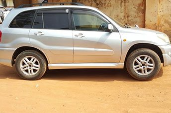 Rav 4-5 doors $50 per day