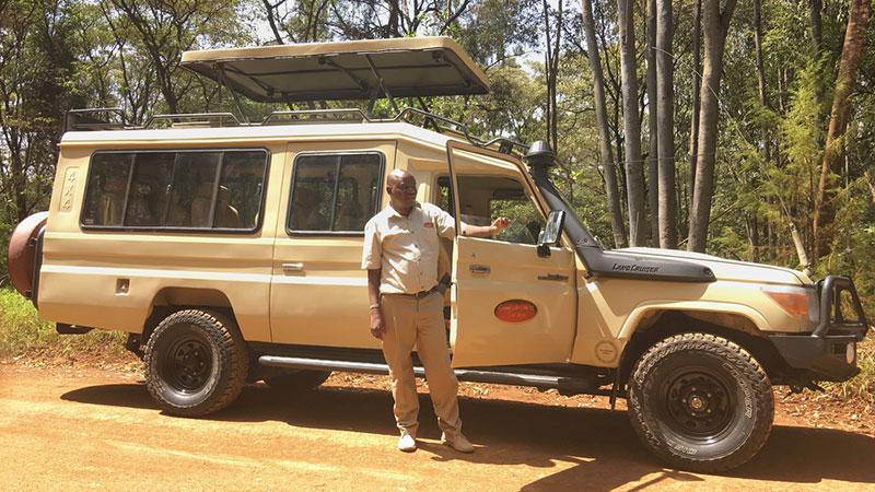 RWANDA CAR RENTAL & DRIVER