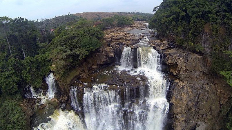 Falls of Zongo