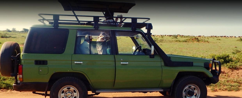 Rwanda Self Drive