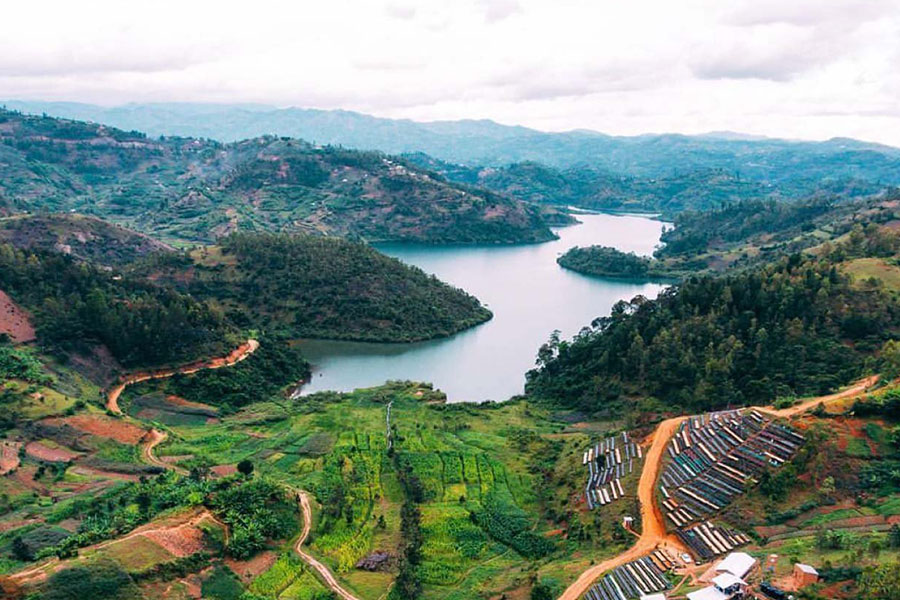 Drive Through Rwanda-The Land Of A Thousand Hills