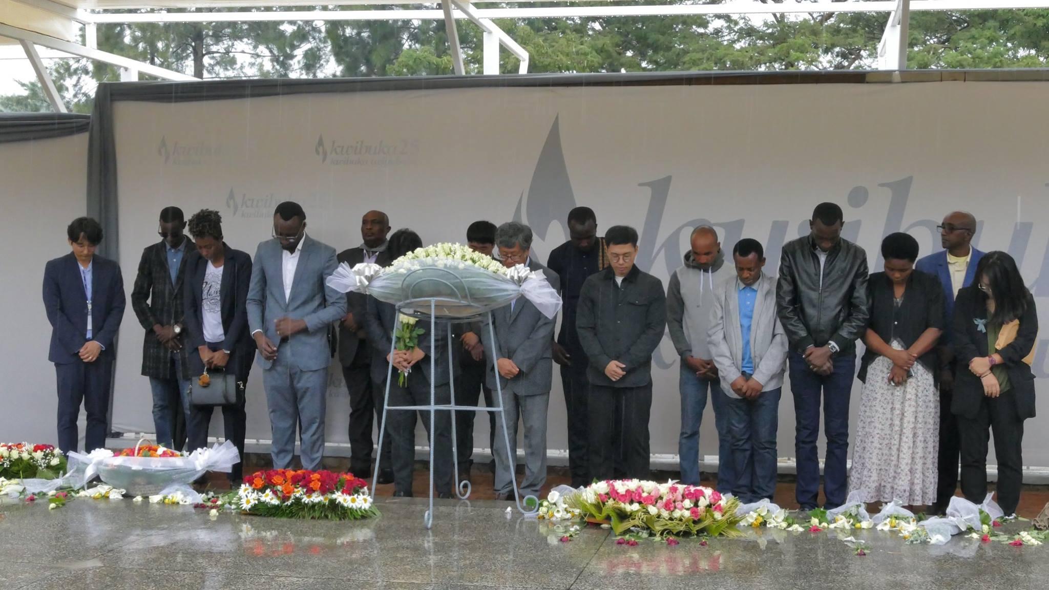 Genocide Memorial Sites in Rwanda