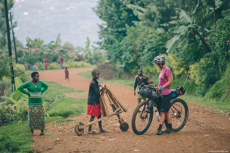 Congo-Nile Trail Experience